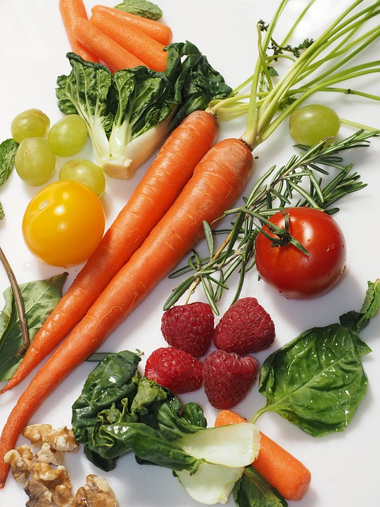 Can Fruits And Vegetables Fight ALS?